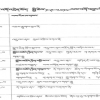 Goemwang Drupchen Program List